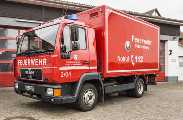 Gerätewagen-Logistik