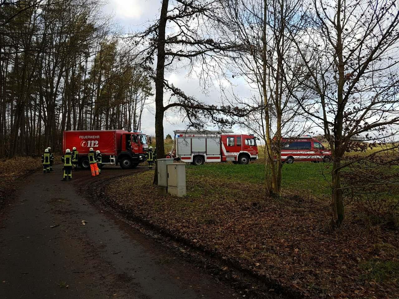 Unwetter – Feuerwehr Staufenberg